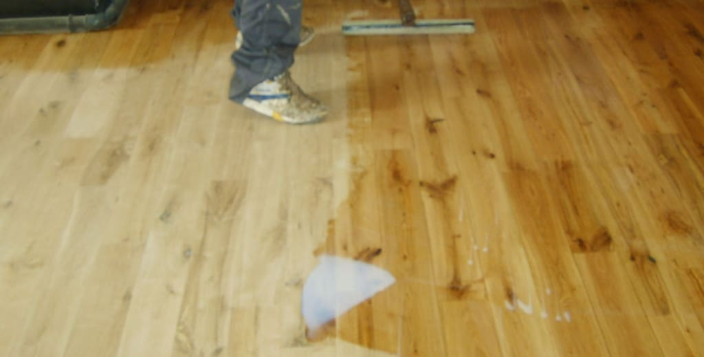 How to Prepare a Wood Floor for Sanding