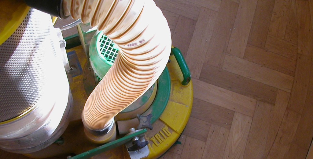 Dustless Floor Sanding Equipment