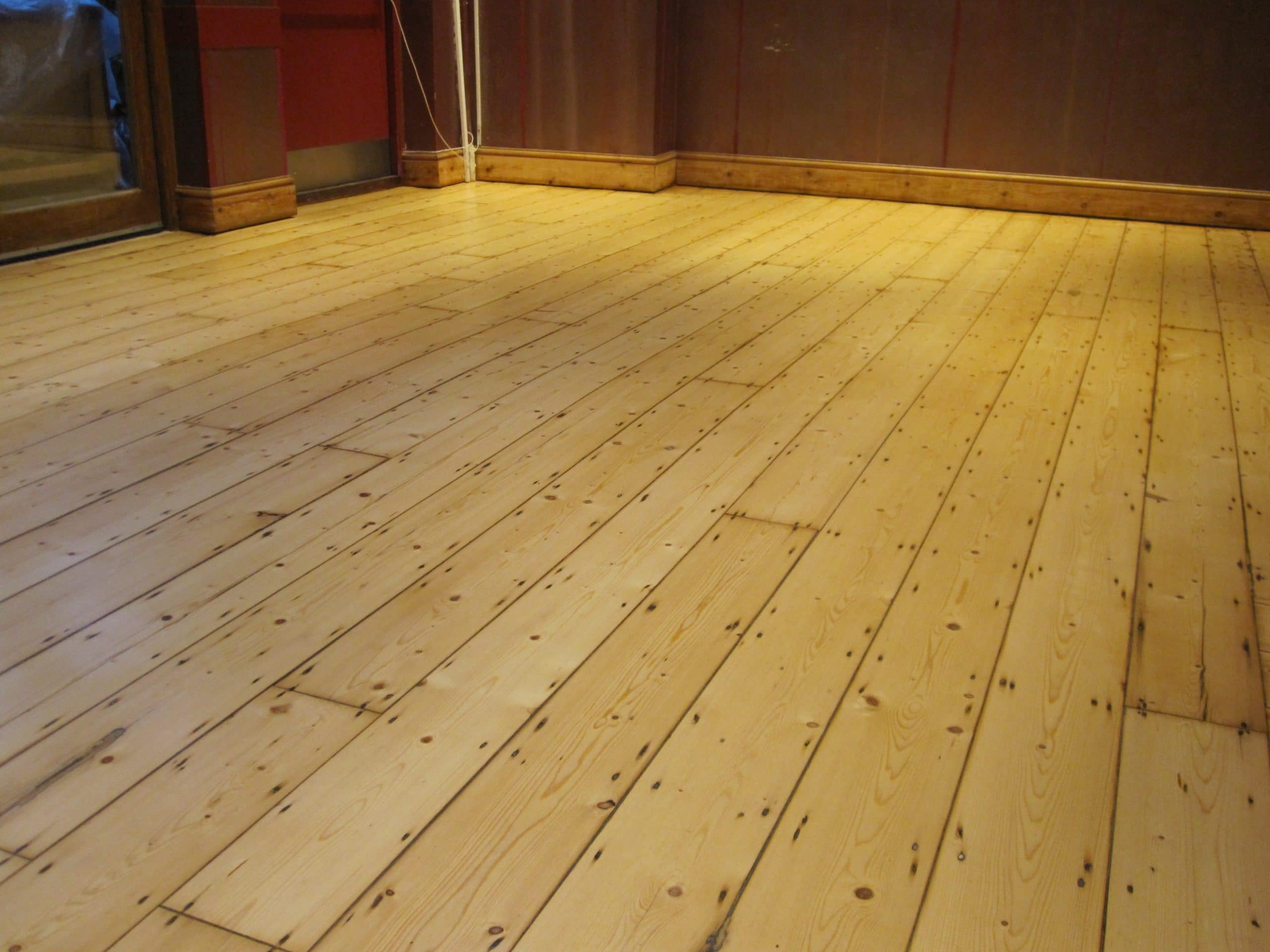 Hardwood Floors – big, bold and beautiful.