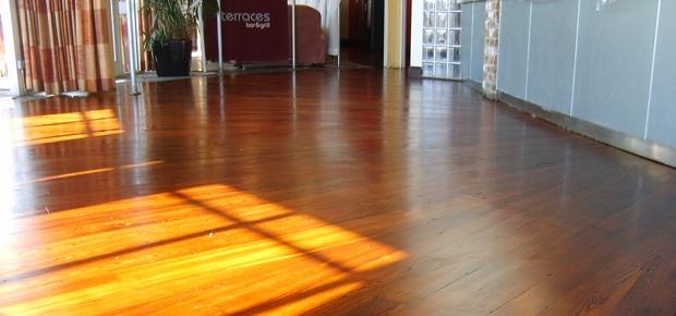 Floor Sanding London Commercial Wood Floors