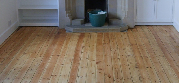 Floor Sanding London Oiling Wood Floors