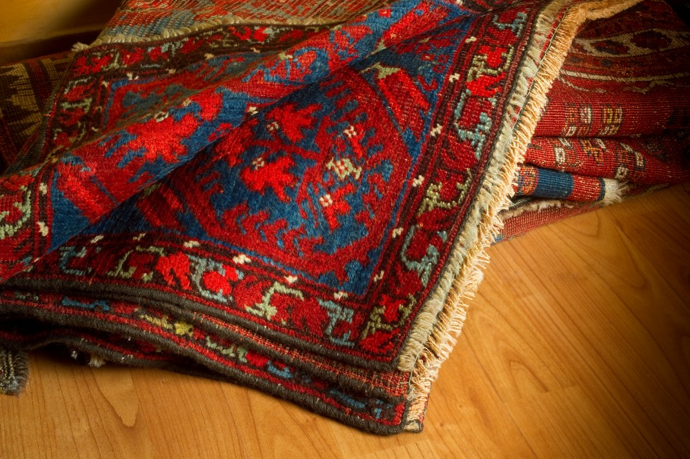 Protecting a Sanded Floor – Magnificent Oriental Rugs
