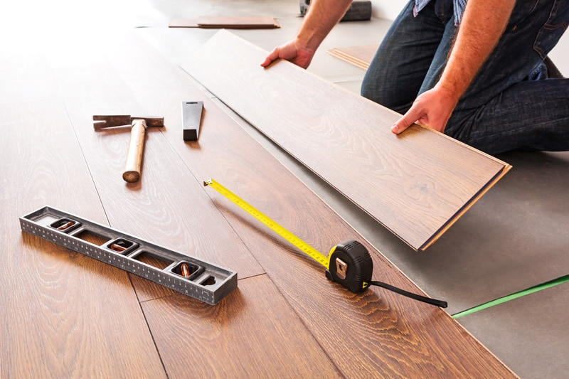What to Consider Before Selecting a New Floor